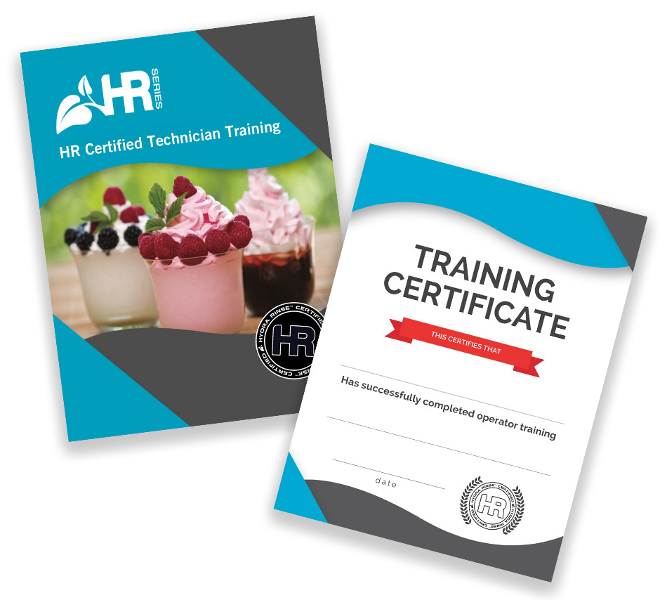 hydra-rinse-training