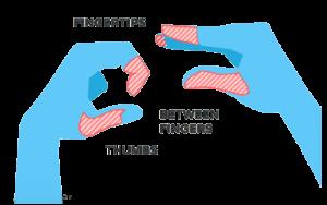 Hydra Rinse Proper Hand Hygiene